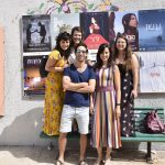 פסטיבל קולנוע דרום 2019- בו הציגו את הסרט גמר שלי - מיוזיקל מקורי בשם
