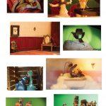 סטים קטנים, לסרט אנימציה סטופמושן