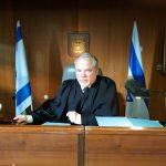 שופט בקליפ של תמיר רן