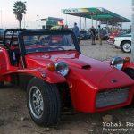 מכונית מירוץ מסוג לוטוס סופר 7 משנת 1972