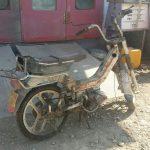 אופנוע רוסי אורל שטח