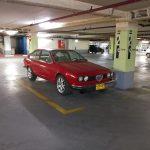 אלפא רומאו אלפתא GT שנת 1978