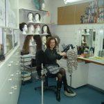 לריסה חייט - מעצבבת שיער - מתמחה בפיאות ואפקטים מיוחדים