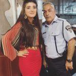 מתוך צילומי הסדרה השוטרים