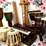 חלק מכלי הנגינה שלי