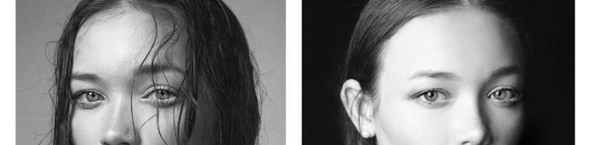 עיצוב שיער להפקת אופנה ע