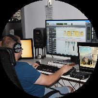 Tel Aviv Studio Setup